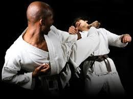 In martial arts you have to protect yourself, but how you protect yourself from furious attacks?