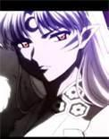8.Who is in lov with Sesshomaru?