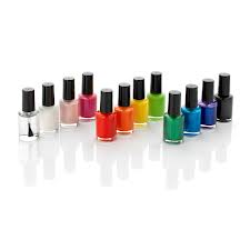 What colour nail polish do you usually wear?