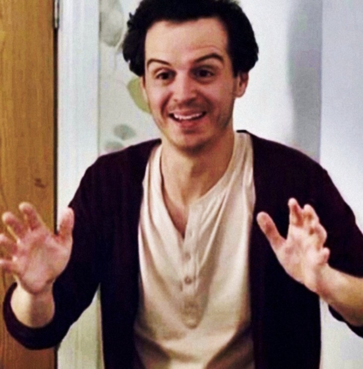 Who was Jim moriarty prentending to be?