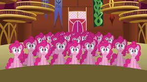 How did Pinkie Pie duplicate herself in: Too Many Pinkie Pie's?