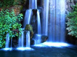 What kind of waterfallls do u like ?