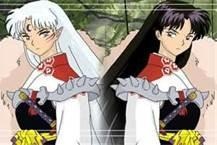 5.When is Sesshomaru's time to turn human like Inuyasha?
