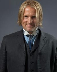 Which year did Haymitch Abernathy win the hunger games?