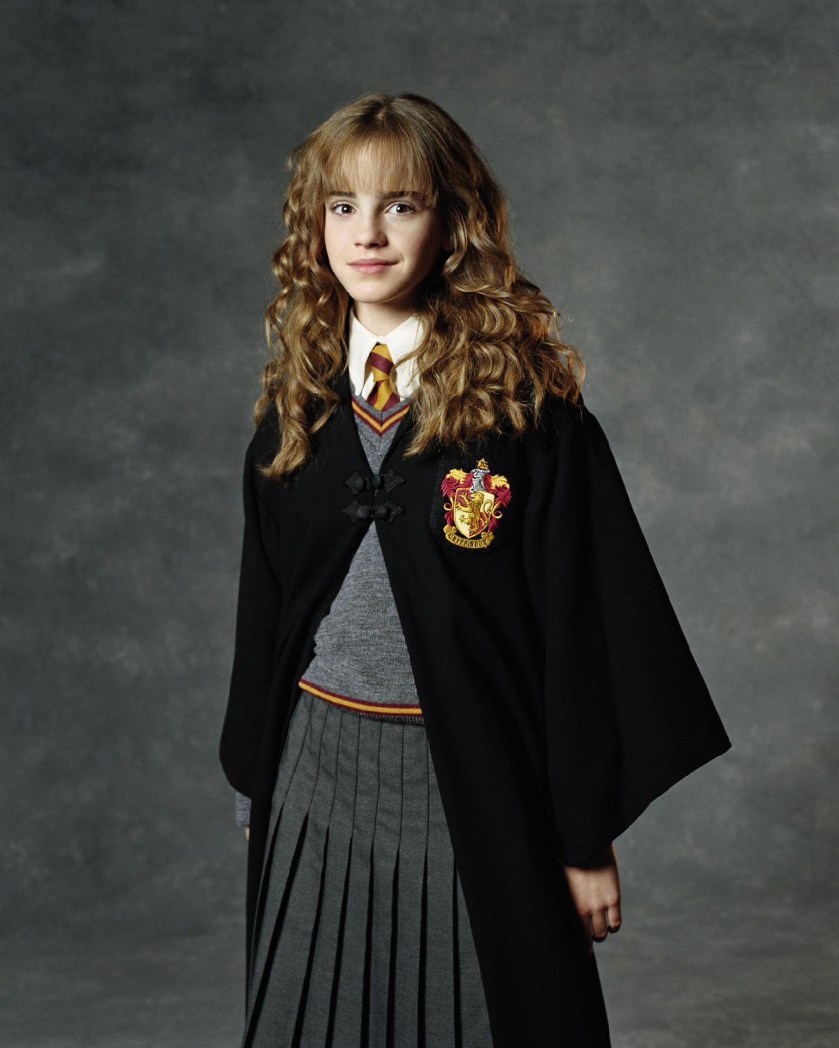 What is The full name of Hermione