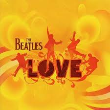 What is the first Beatles song NOT including the subject of love?