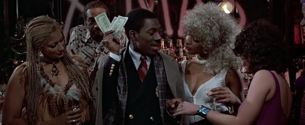 In Trading Places, what's the name of Eddie Murphy's character?
