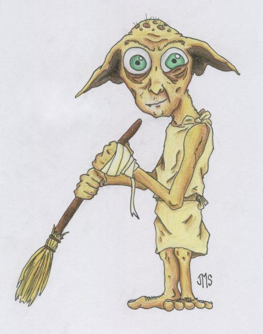 What is the coolest house elf ever called? (remember the film)