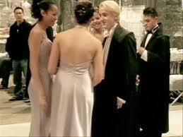 What would you say if Draco asked you to the ball?