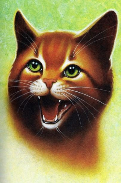 Out of these cats, who is kin with Firestar?