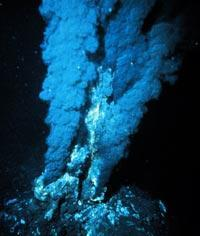 Where are deep-sea vents located?