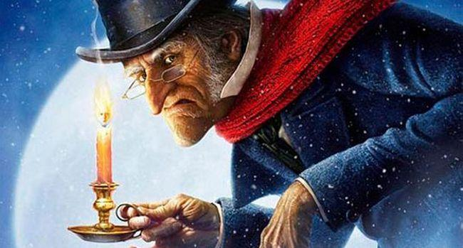 Who was Scrooge's dead business partner?