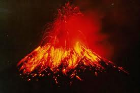 How many types of volcanoes are there?
