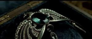 Which of the four Hogwarts School Houses was connected to teh diadem that Voldemort had tuned into a horcrux?