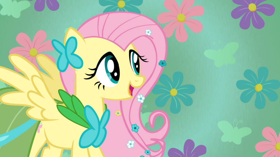 How does Fluttershy recieve her cutie mark?
