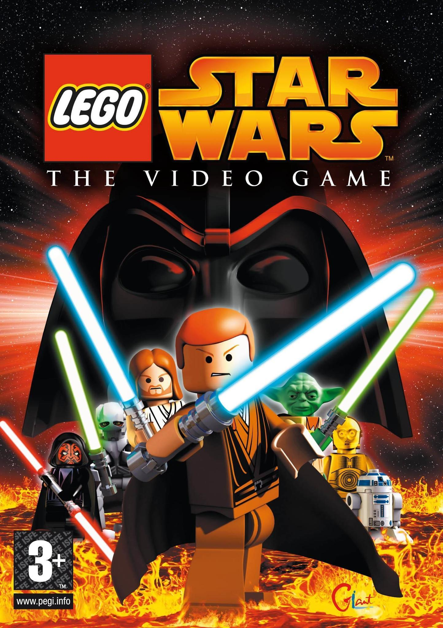 Which of these characters is not usable, but mentioned in LEGO Star Wars the Video Game?