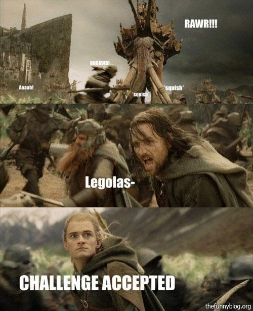 Who Is Legolas's Best Bud?