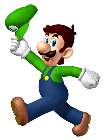 When was Luigi Invented