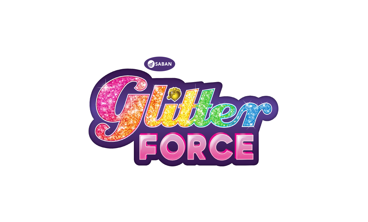 How many seasons of the Glitter Force are there?
