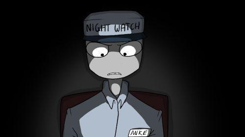 Whats is the fnaf 1 nightgaurd's name?