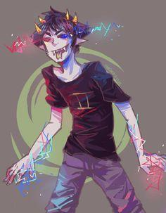 "Who is this? He has these freaky mutant mind powers and was mind controlled by his ""friend"" making him kill Aradia."