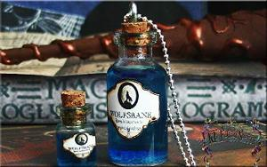 What is the Wolfsbane potion?