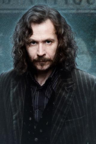 What is Sirius Black's brother's name? (First and last)