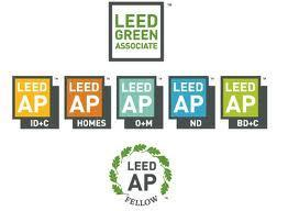 How would one obtain the LEED accreditation?   (Think of what kind of accreditation system they use.)