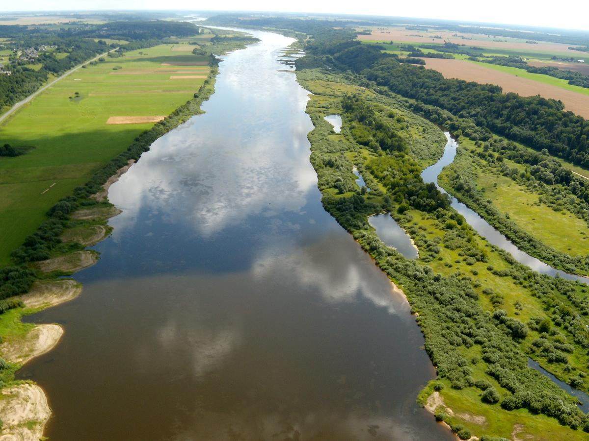 Which is the longest river in Lithuania?