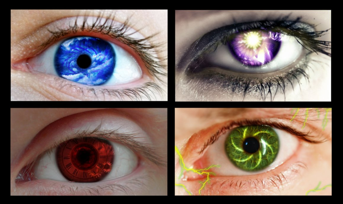 what's your eye color ?