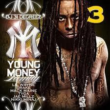 Which artist is not a member of young money?