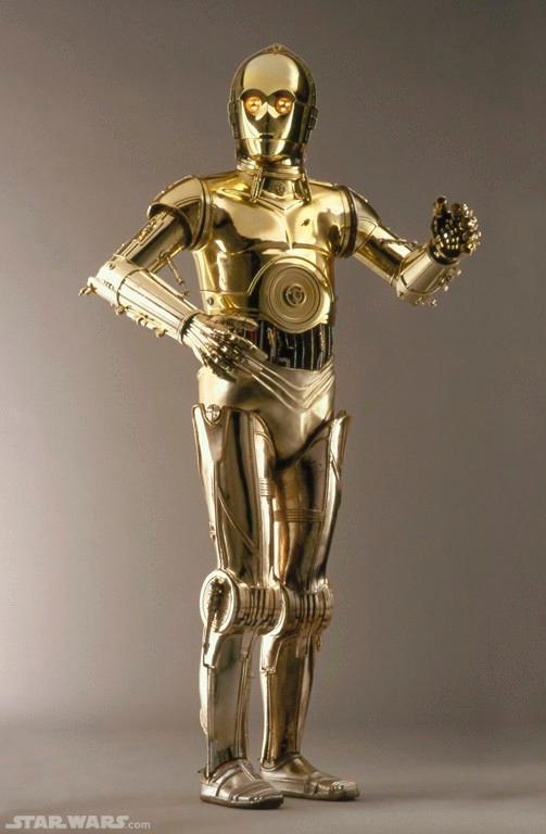 Who played C-3PO in films and TV shows and the Clone Wars?