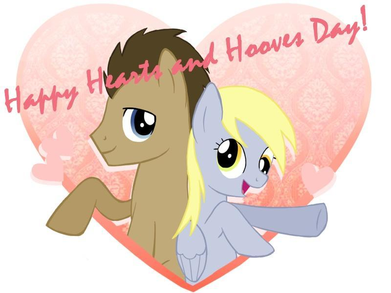 It's hearts and hooves day but you don't have a special some pony. What do you do?