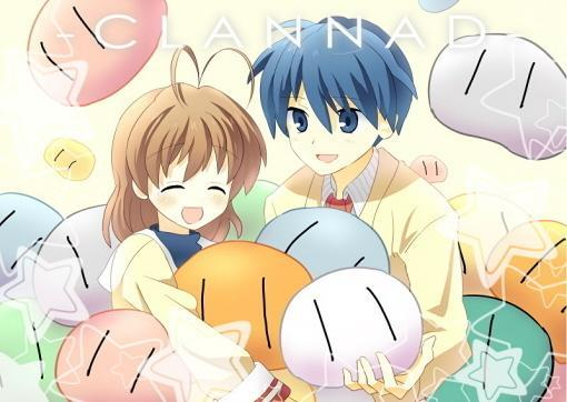 What color were Nagisa's dango plushies?