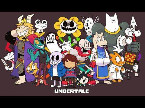 Question 2:  Asriel: Who is your favourite character?