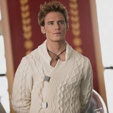 What district is Finnick Odair from and what annual Hunger Games did he win?