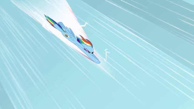 Could you beat Rainbow Dash?