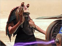 What are your feelings about Jar Jar