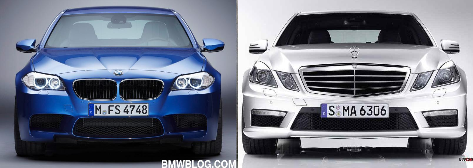 Mercedes Benz or BMW?