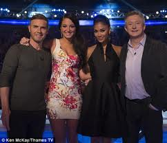 Who is your fave x factor judge ?
