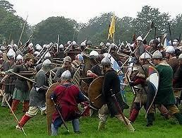 The Battle of Hastings was in 1066