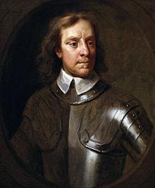 What happened to Oliver Cromwell after he died?