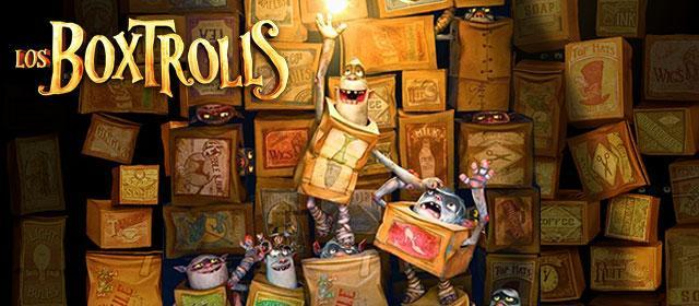 Have you seen the movie the Boxtrolls?