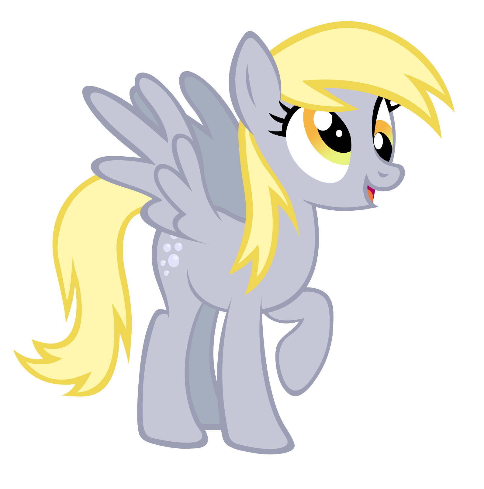(Brony question) Who is our googly eyed little friend?