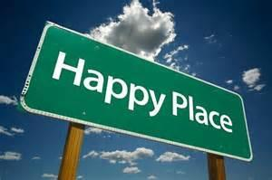 Where's your happy place?