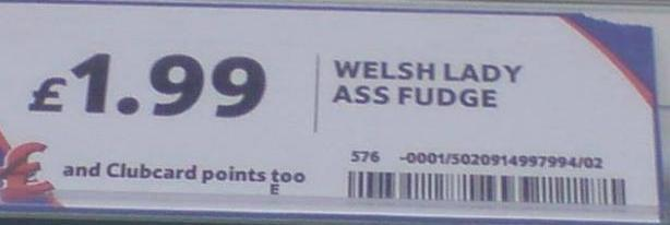 Apparently Tesco does too...