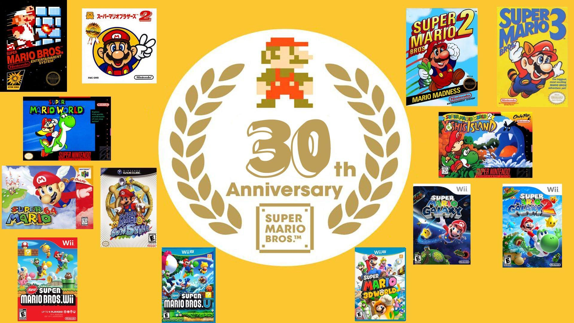 What is your favorite Mario game?