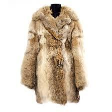 What are wolves coats commonly used for? (sadly) Make it plural.
