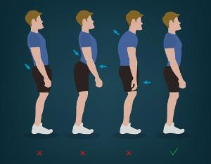 """Add some swagger to your gait, or you'll look like a masturbator. Fix your posture, and the rest."""