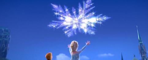 How many snowflakes Queen Elsa created that differ from others? Or unique? Hard.